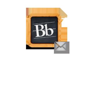 Blackboard email