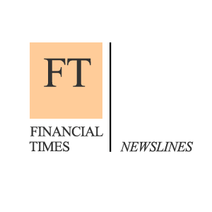 Financial times newlines