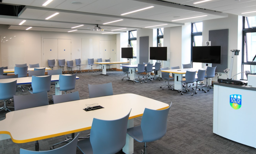 Digital Collaboration Room